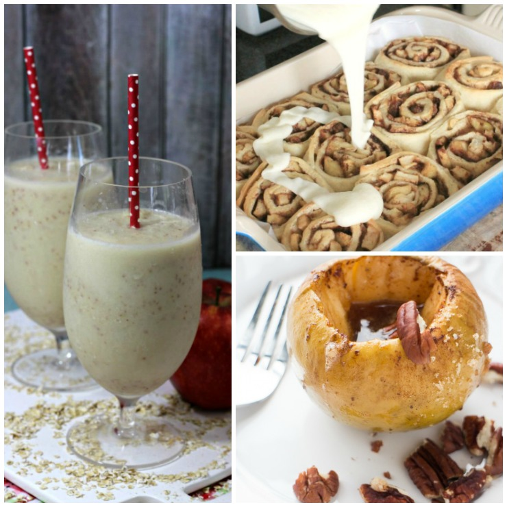 These apple recipes look amazing!