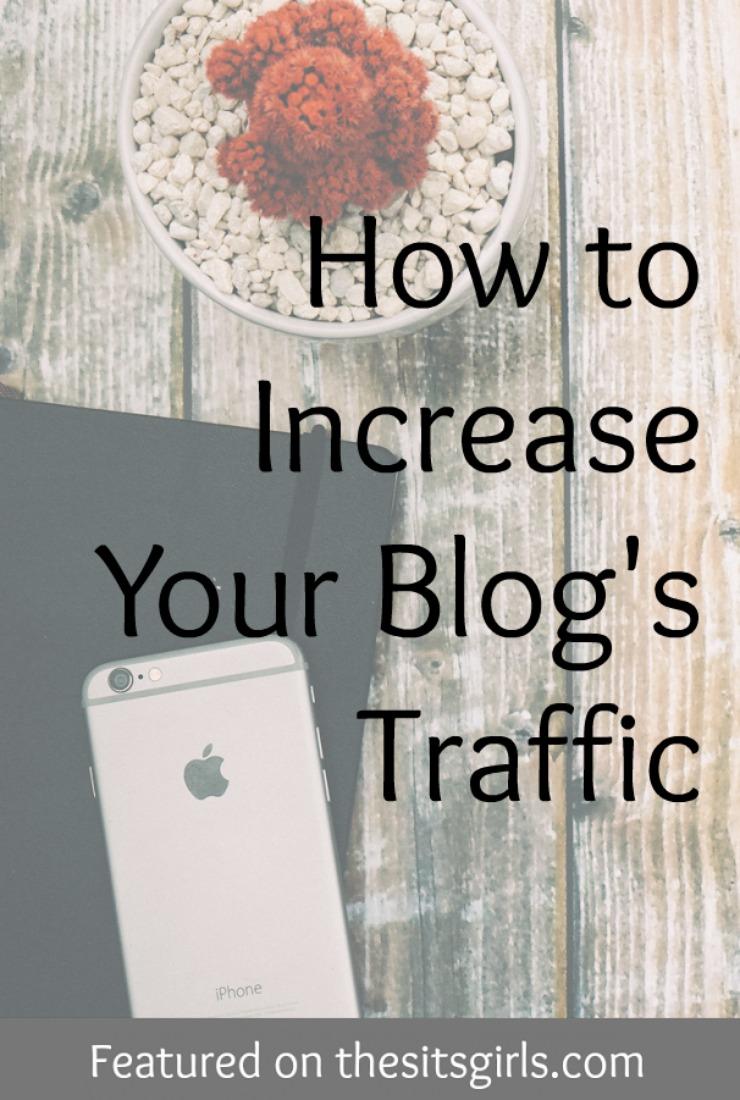 blog's traffic