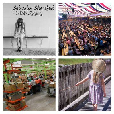 November 25th: Saturday Sharefest