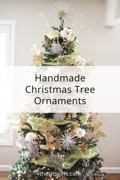 Decorating your Christmas tree with homemade ornaments this year. You can create Christmas decorations with toilet paper rolls and toothpicks! Step by step tutorials with video.