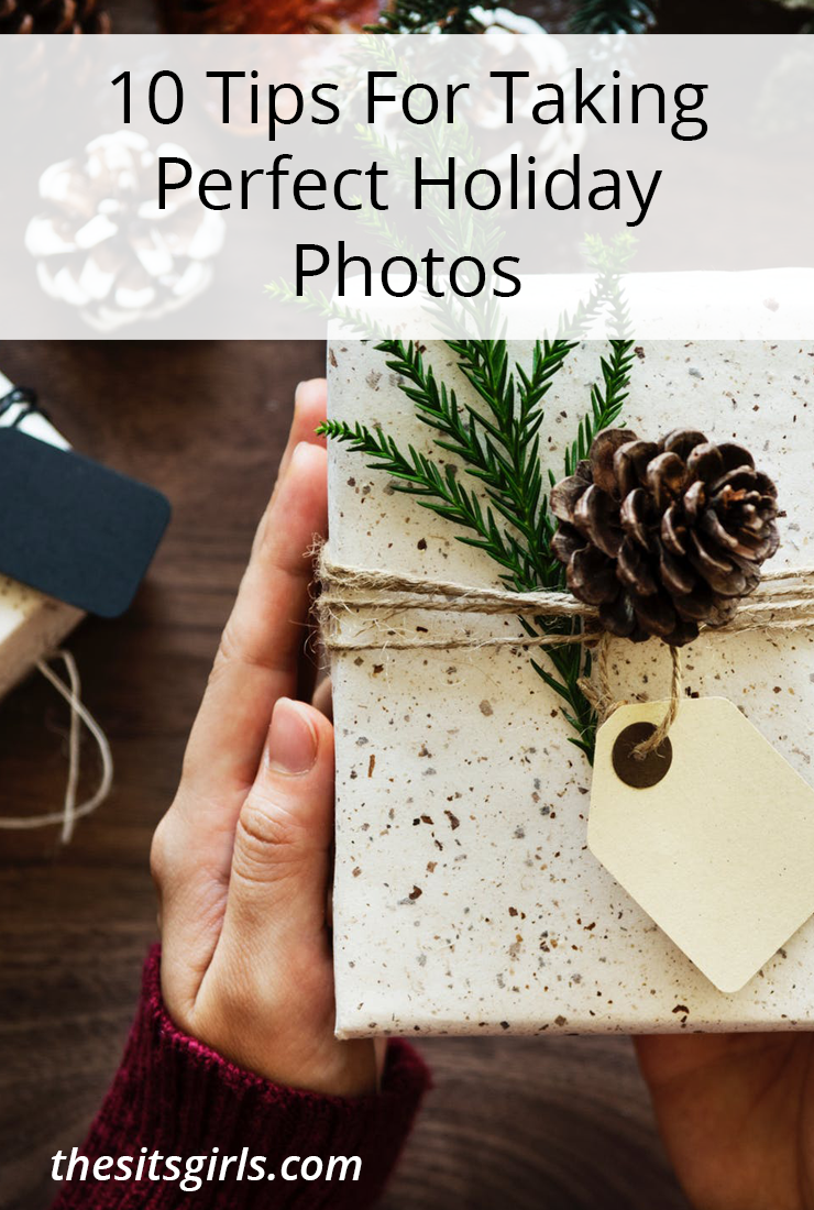 From Christmas light twinkles to family group pictures, learn how to take amazing holiday pictures. Even low-light, indoor holiday photos will turn out well with these photography tips.