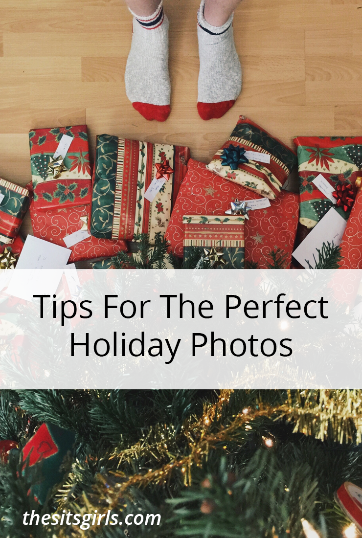 From Christmas light twinkles to family group pictures, learn how to take amazing pictures this holiday season. Even low-light, indoor holiday photos will turn out well with these photography tips.