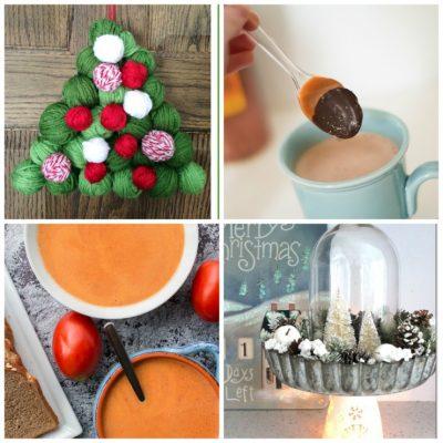 December 6th: Recipe & DIY Linky