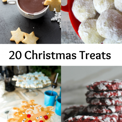 20 Christmas Treats Perfect For Homemade Gifts