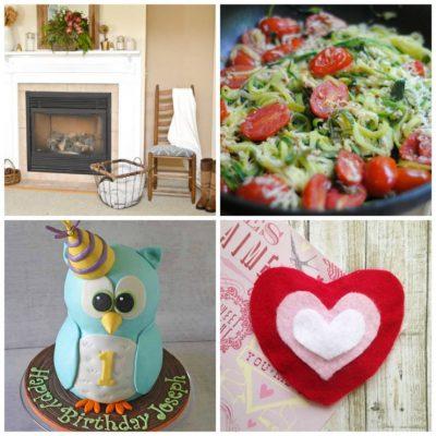 January 17th: Recipe & DIY Linky