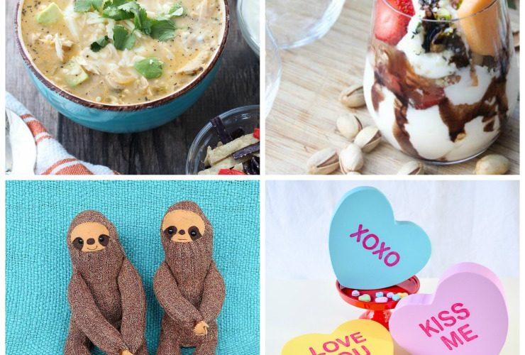 January 24th: Recipe & DIY Linky