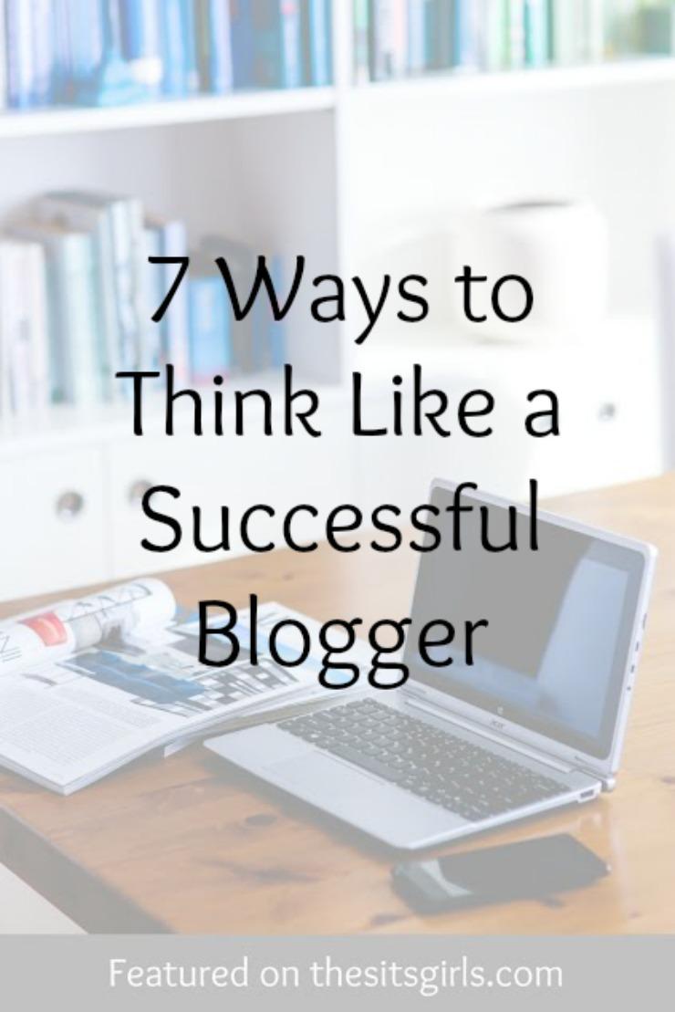 successful blogger