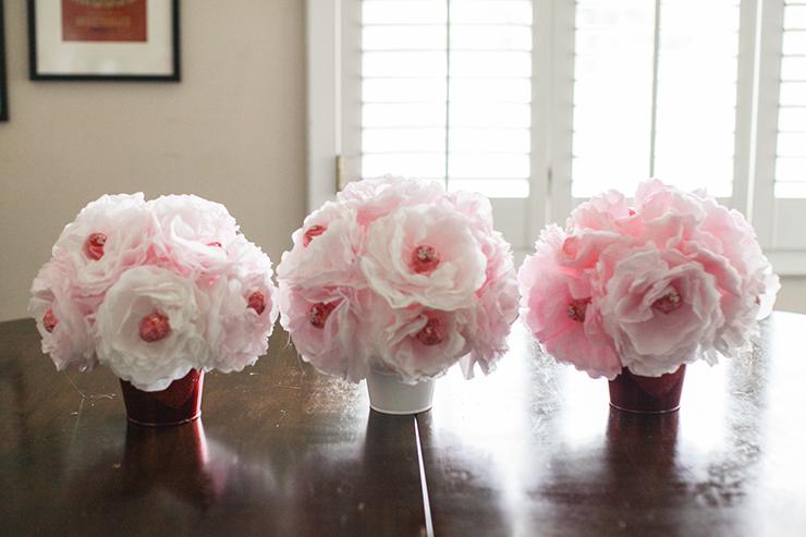 Lollipop Bouquet | Valentine\'s Day Party Decoration