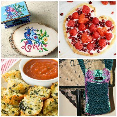 February 7th: Recipe & DIY Linky