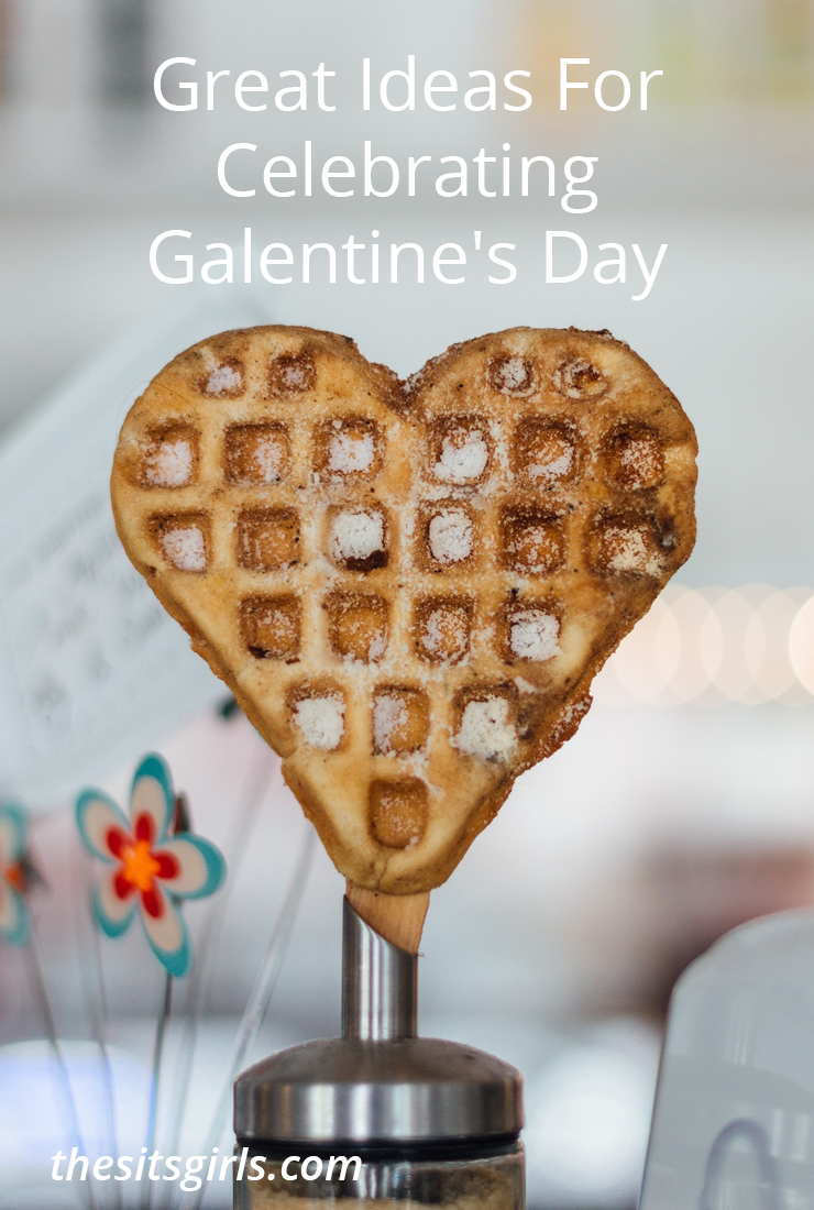 Great ideas for celebrating Galentine's Day
