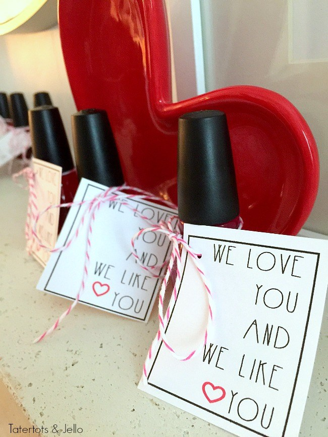 We love these cute favors!