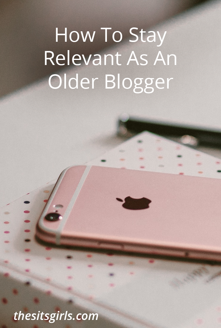 There is no age limit on blogging. Follow these blogging tips for the older blogger and find success, no matter your age!