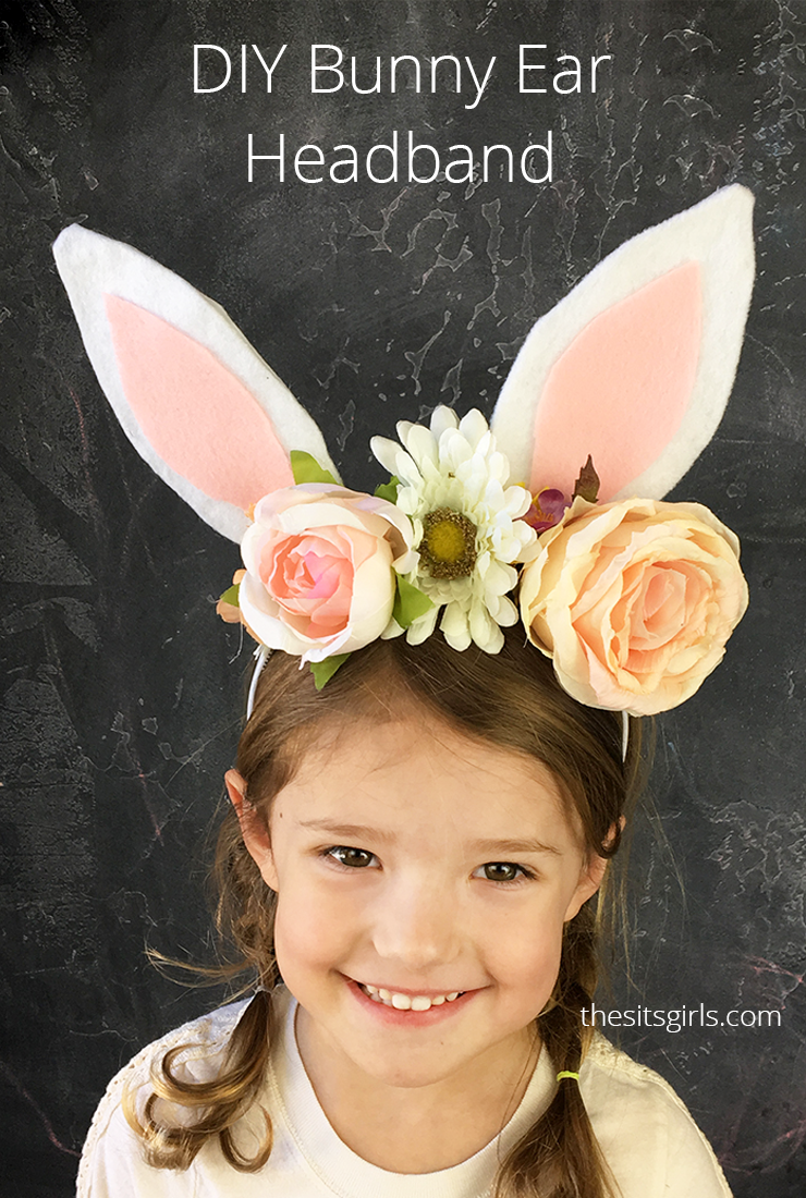DIY bunny years are the cutest for Easter!