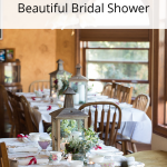 Beautiful Bridal Shower (With Free Printables)