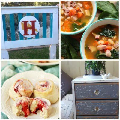 April 25th: Recipe & DIY Linky
