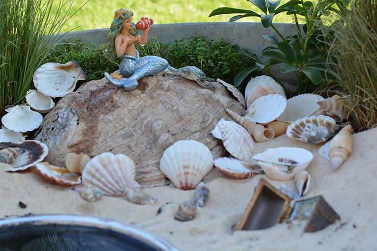 Mermaid Garden Grow A Magical Container Garden