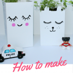 How To Make Milk Carton Planters