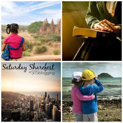 May 13th: Saturday Sharefest