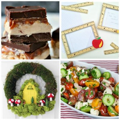 May 16th: Recipe & DIY Linky