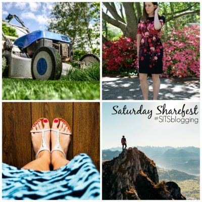 May 27th: Saturday Sharefest