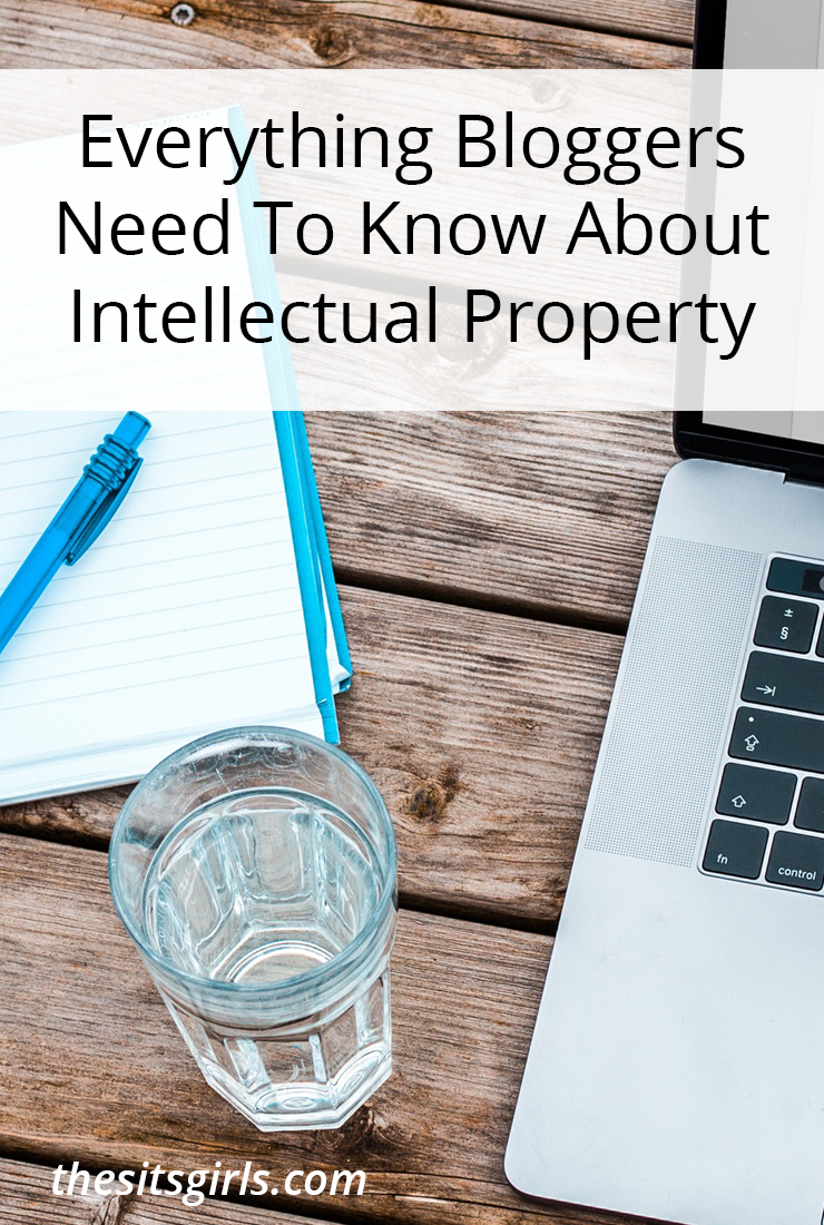 A guide to intellectual property for bloggers. Includes information on copyrights and trademarks and an intellectual property self-audit printable.