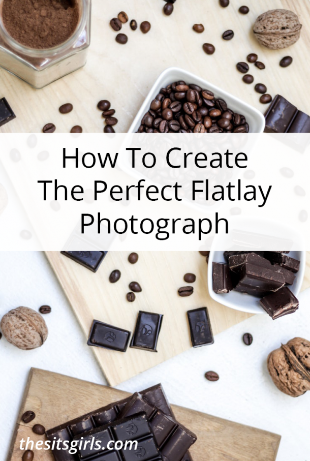 3 tips to help you capture perfect flat lay photographs.