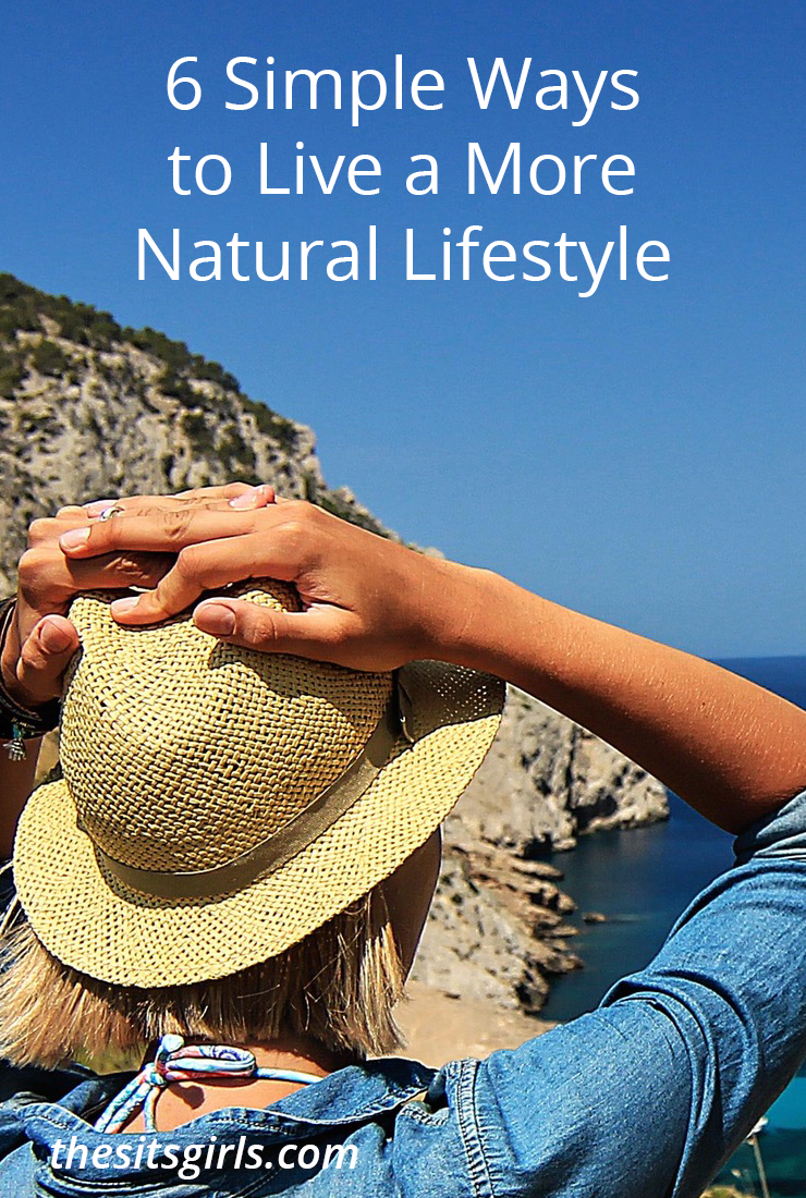 Tips to help you build a more natural lifestyle.