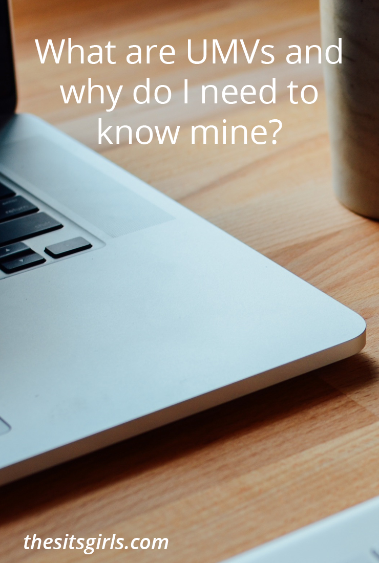 Blog Basics: learn about UMV's and why you need to know this important stat for your website.