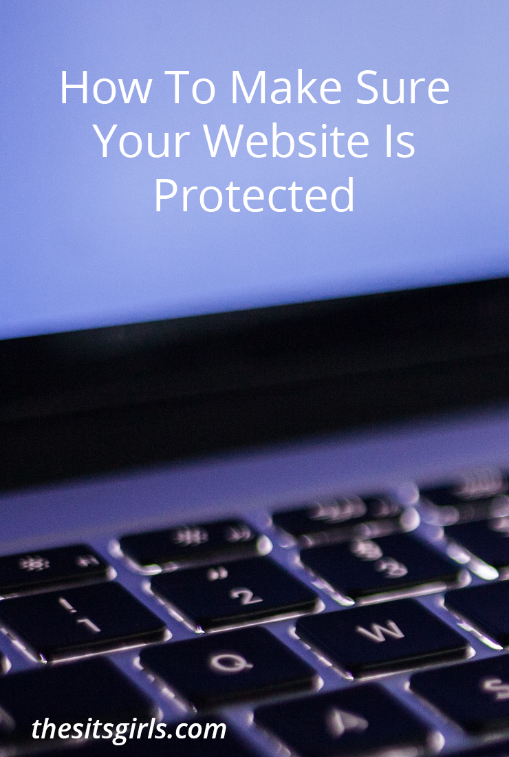 Make sure your website and blog business is protected by having website policies and disclosures that are easy to find. Examples and printable website audit included.