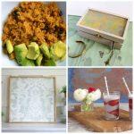June 13th: Recipe & DIY Linky