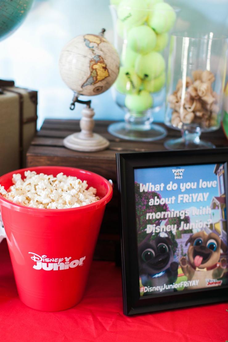 Puppy Dog Pals FRiYAY Party | Disney Junior | Preschool Puppy Party Ideas