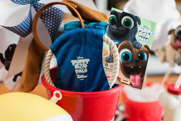 Puppy Dog Pals Bucket Of Goodies
