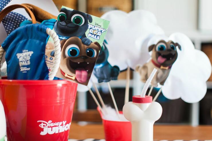 Puppy Dog Pals Bucket