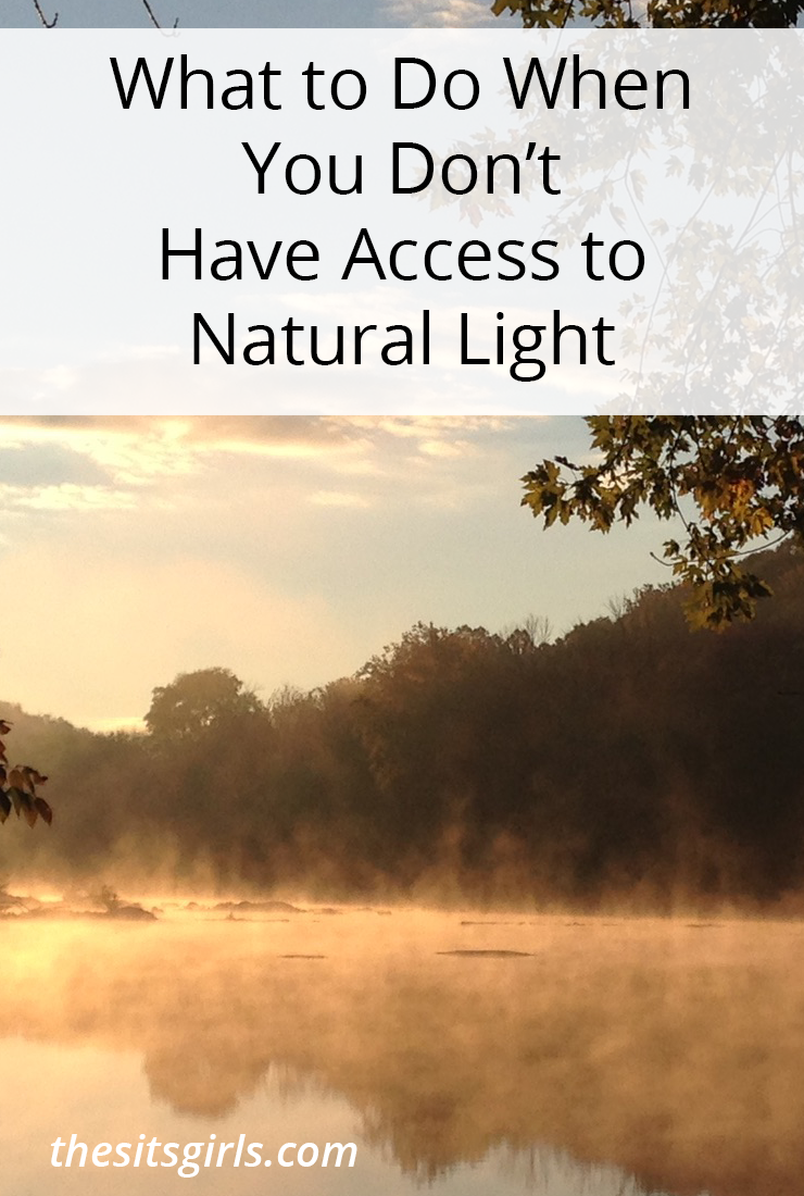 Photography Tips | 3 things you can do when you don't have access to natural light.