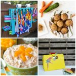 August 8th: Recipe & DIY Linky