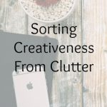 Sorting Creativeness From Clutter