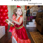 Disney Junior Princess Party Activities