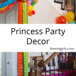 Disney Junior Princess Party Decor