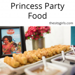 Disney Junior Princess Party Food