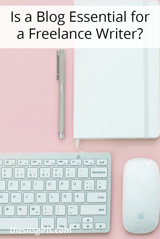 A freelance writer need a space to showcase their work. A blog is an essential piece of your portfolio, but it can help you in other ways, too.