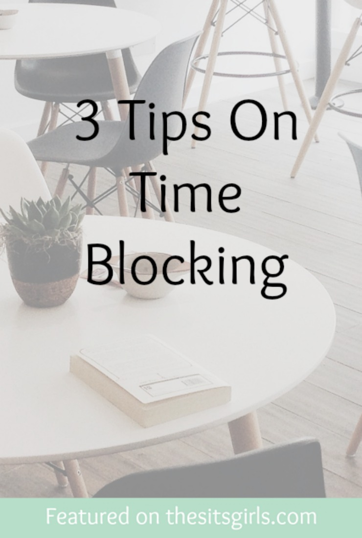 time blocking