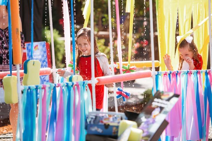 Kiddie Car Wash Sprinkler