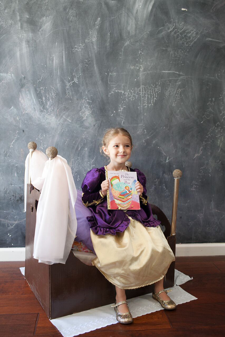 This costume is such a fun way to incorporate learning!