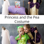 Princess And The Pea Costume