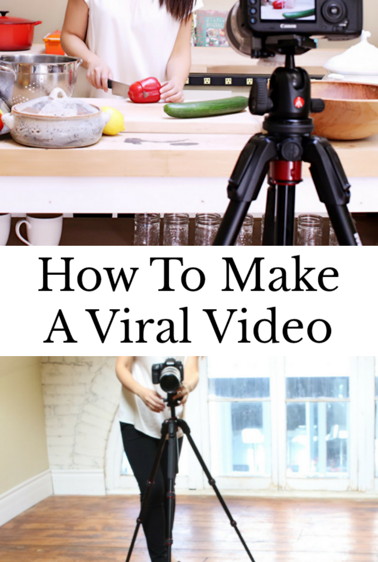 Tips for making a viral video from the video creator behind TipBuzz.