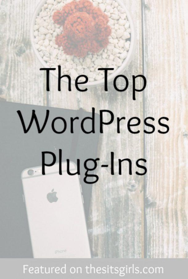 Top WordPress Plug-Ins