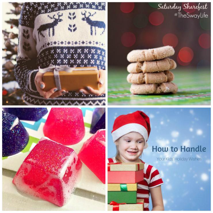 December 22nd: Saturday Sharefest