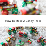 How To Make Candy Trains