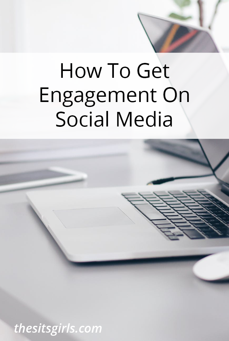 Social Media Tips | Great tips to help you increase engagement from your followers on social media.