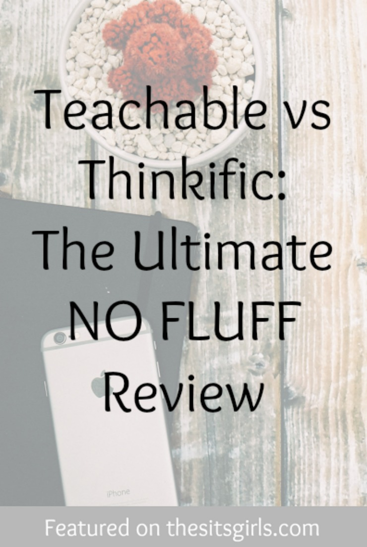 Teachable Vs Thinkific Vs Kajabi